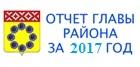 Отчёт главы района за 2017 год